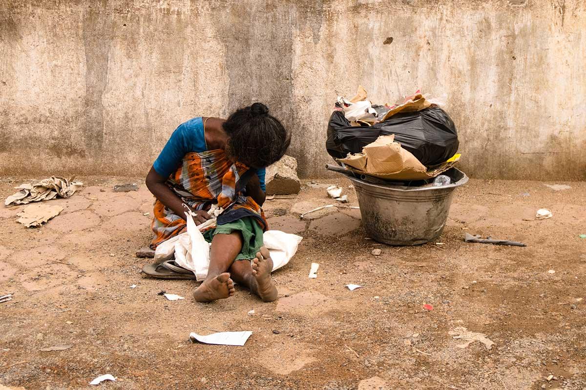 Bilhões de pessoas morrem de sede