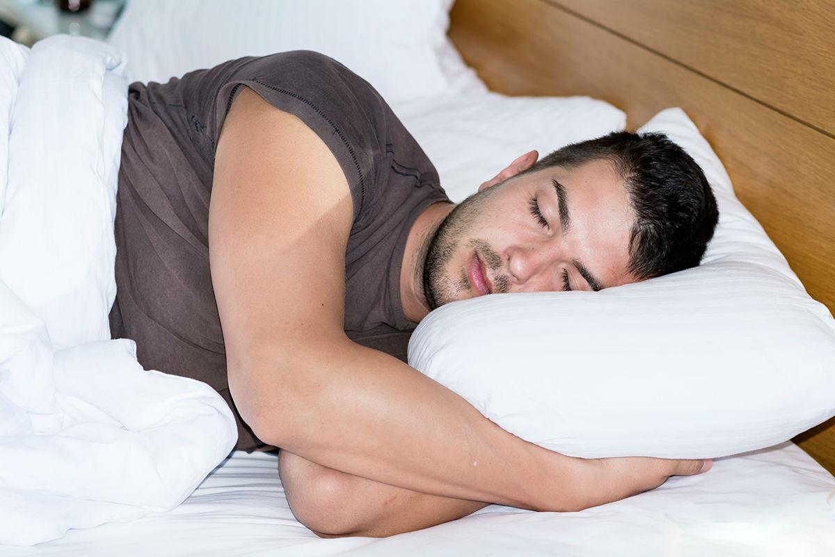 dormir corretamente