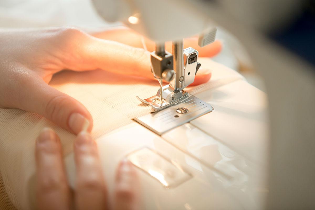 costura à máquina