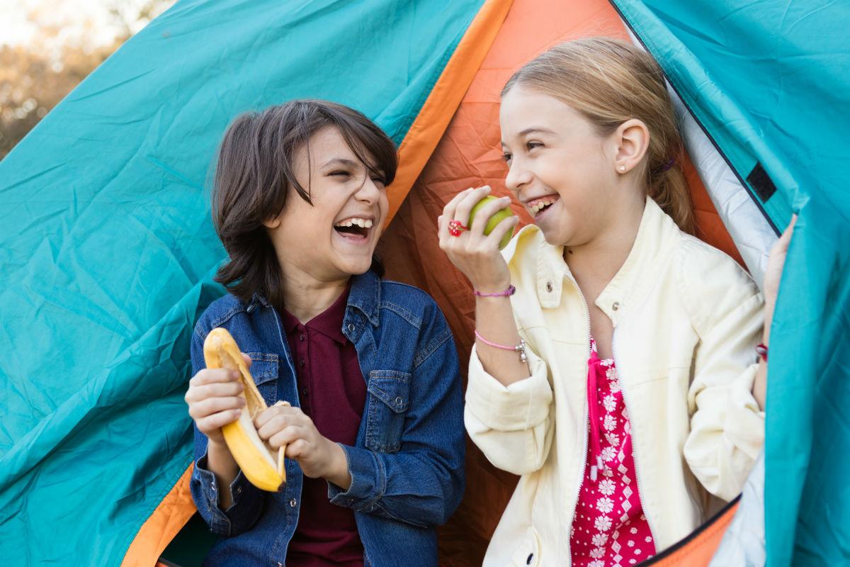 barraca de camping 6 pessoas