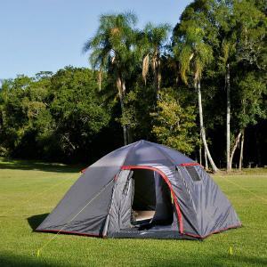barraca de camping impermeável