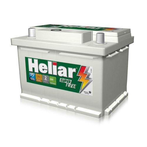 bateria heliar 60 amperes