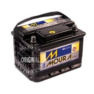 Bateria Moura 60Ah - M60GD - Original de Montadora - Positivo Direito