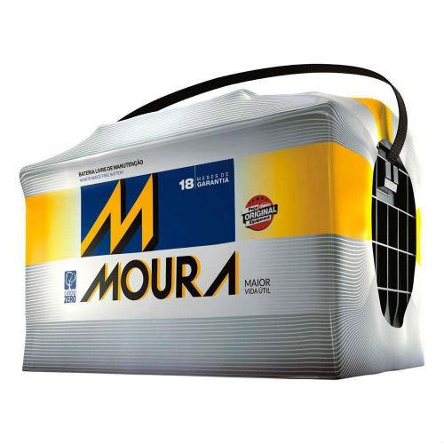Bateria Moura 60ah - M60gd