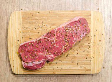 como descongelar carne rápido