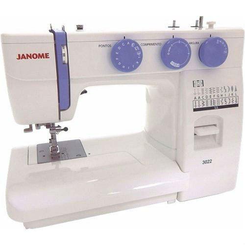 maquina janome 3022