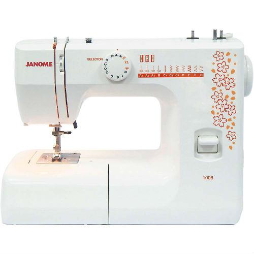 maquina costura janome