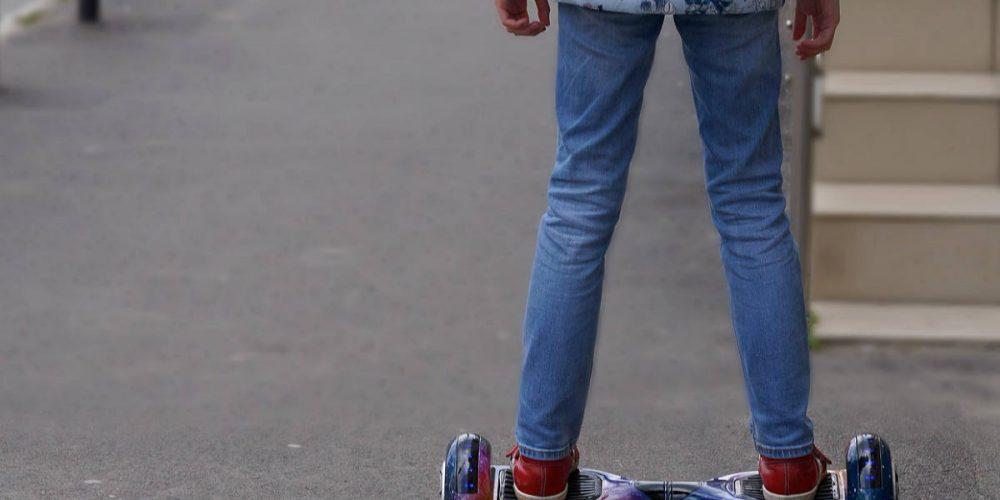 como escolher um hoverboard