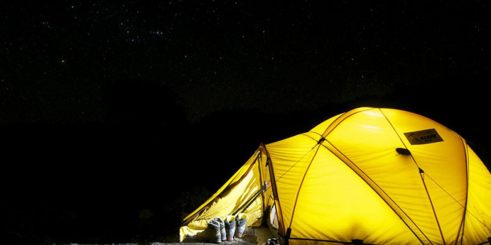 qual a melhor barraca de camping