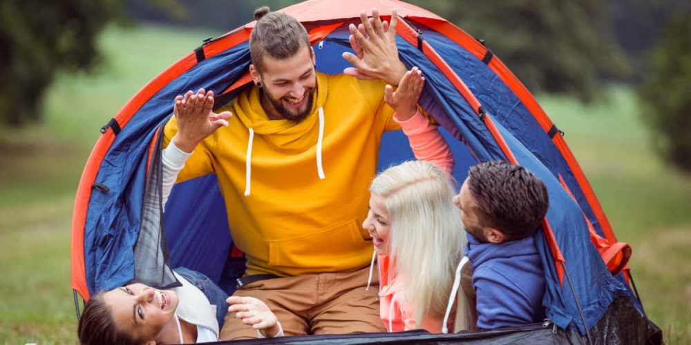 dicas para acampar