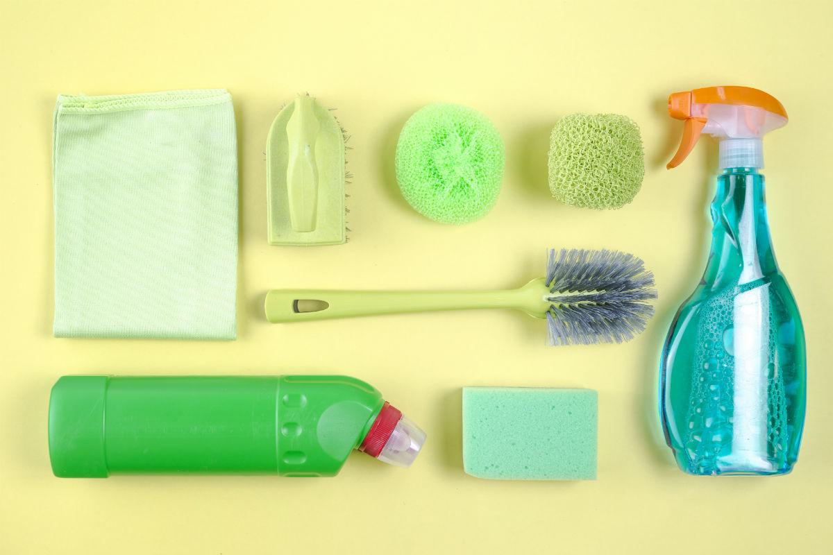 produtos para limpar sofá