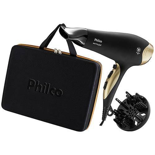 Secador de Cabelo Philco PH3700 Golden Star