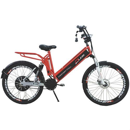 duos confort bike eletrica