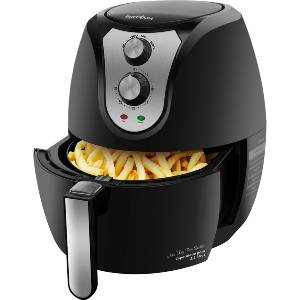 Fritadeira Elétrica Sem Óleo - Air Fryer Britânia Pro Saúde 3,2 L