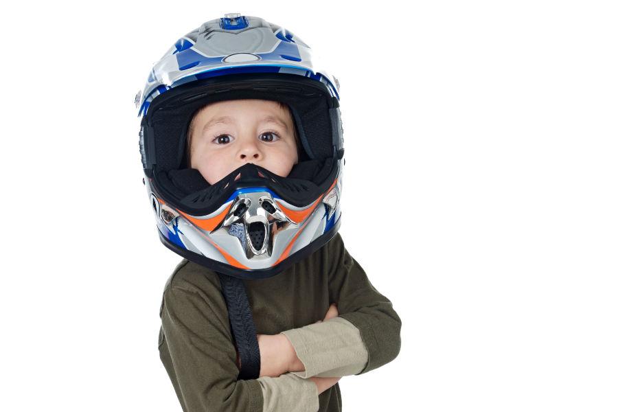 como escolher uma moto segura