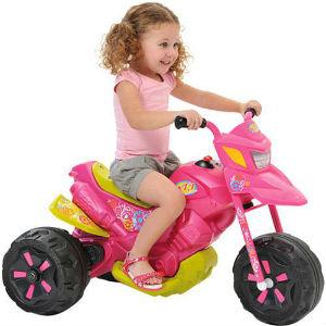 moto elétrica para meninas