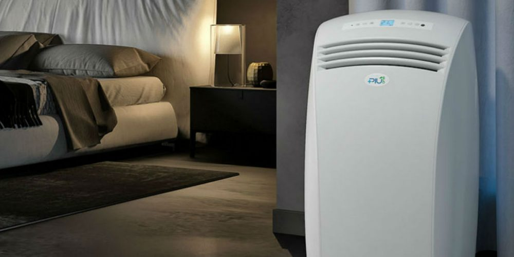 ar condicionado portátil como funciona