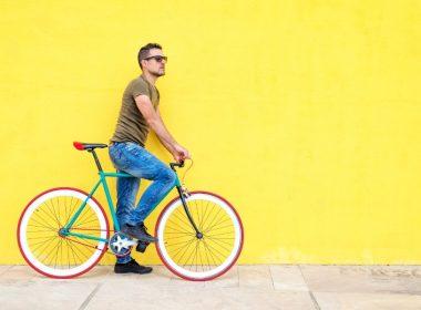 como escolher uma bicicleta