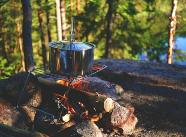 o que levar para acampar