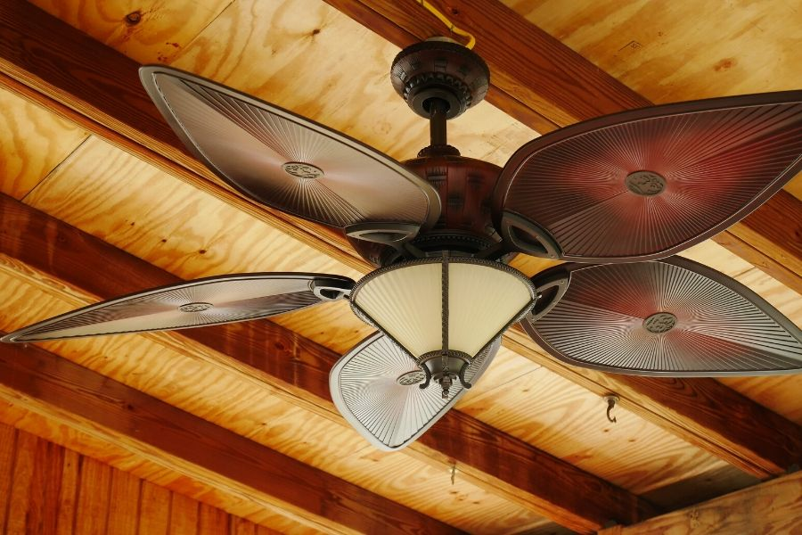 ventiladores de teto