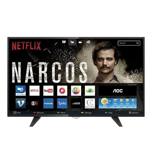 Smart TV LED AOC LE32S5970