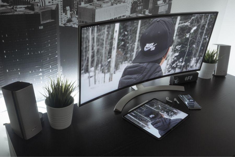 melhores monitores ultrawide
